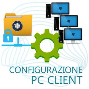 Configurazione PC Client per la Sincronizzazione con CryptoStorage