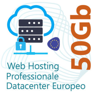 Web Hosting 50Gb su Datacenter Europeo