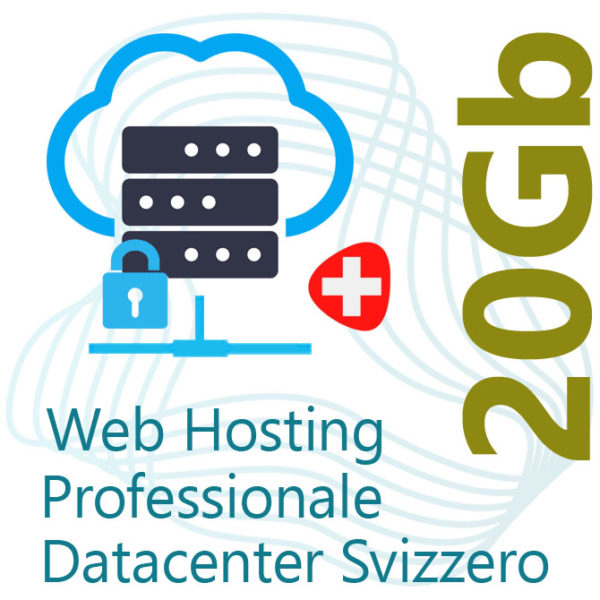 Web Hosting 20Gb su Datacenter Svizzero