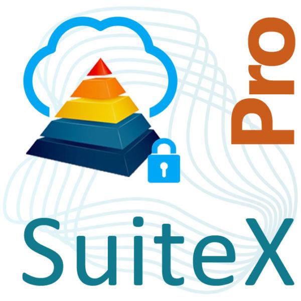 SuiteX Custodia Password Messaggistica Appunti e Contatti
