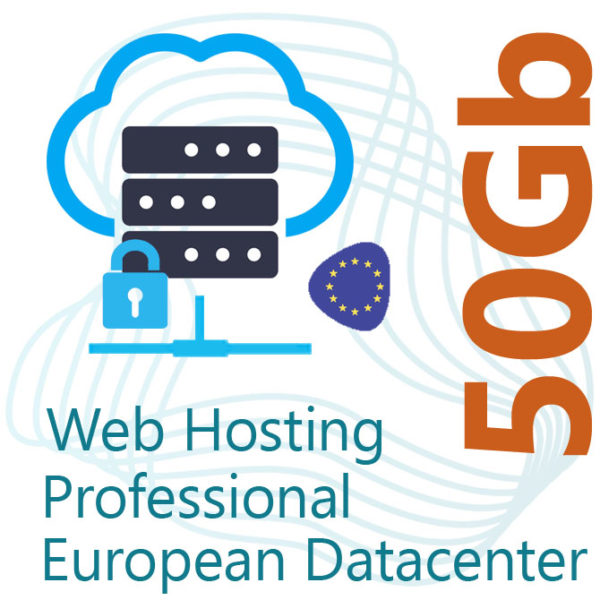 Professional Web Hosting 50Gb on European Datacenter