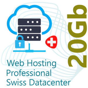 Professional Web Hosting 20Gb on Swiss Datacenter