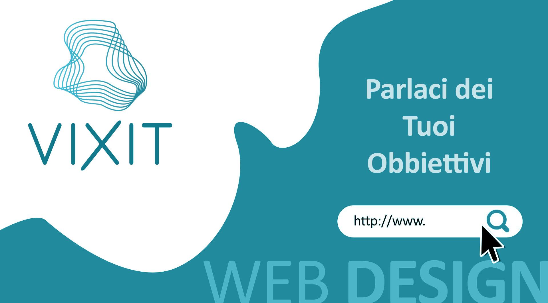VIXIT Web Design e Web Agency - Scegli Vixit per Realizzare il Sito Web a Lugano